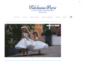 edelweissparis.com