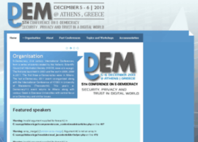 edemocracy2013.aua.gr