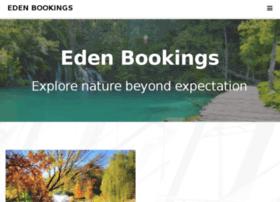 edenbookings.com