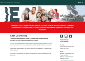 edencounseling.com