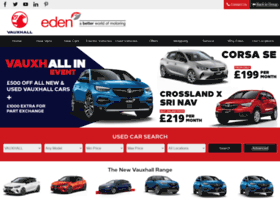 edenvauxhall.co.uk