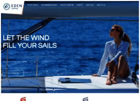 edenyachting.com