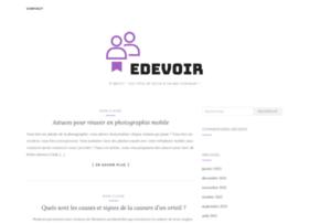 edevoir.com