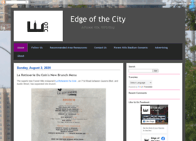 edgeofthecityblog.blogspot.com