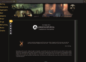 edgerunners.obsidianportal.com
