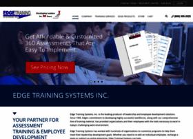 edgetrainingsystems.com