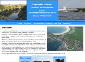edgewater-holidays.co.uk