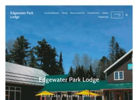 edgewaterparklodge.com
