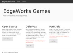 edgeworksgames.com