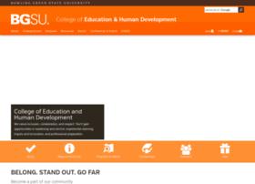 edhd.bgsu.edu