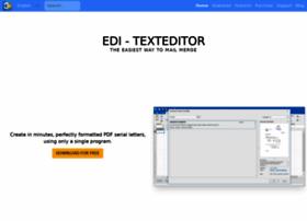 edi-texteditor.com