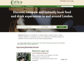 edibleexperiences.com
