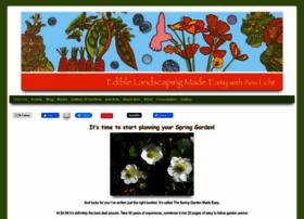 ediblelandscapingmadeeasy.com