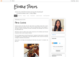 edibleposts.com