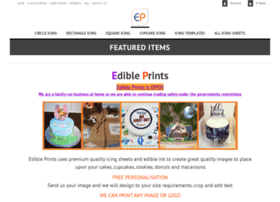 edibleprints.co.uk