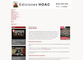 edicioneshoac.org