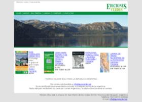 edicionesverdes.com.ar