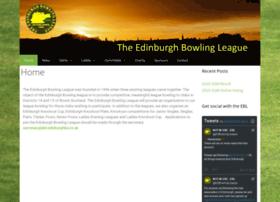 edinburghbowlingleague.com