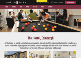 edinburghcitycentrehostels.co.uk