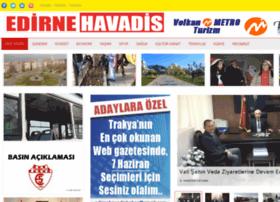 edirnehavadis.net