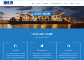 edison-logistics.com