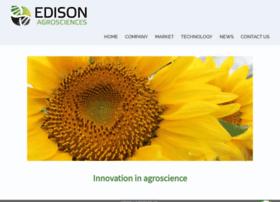 edisonagrosciences.com