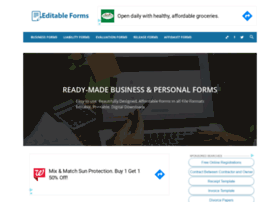 editableforms.com