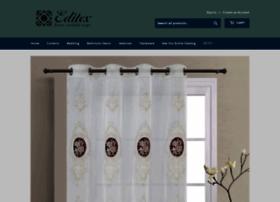 editexhometextiles.com