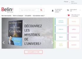 editions-belin.fr