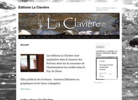 editions-laclaviere.com