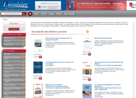 editions.lavoisier.fr