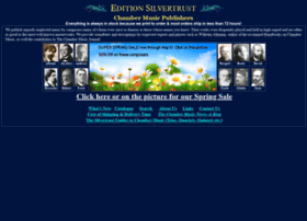 editionsilvertrust.com