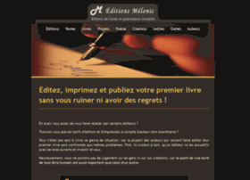 editionsmelonic.com