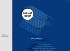 editor.livegap.com