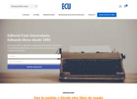 editorial-club-universitario.es