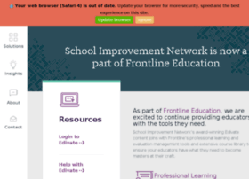edivate.schoolimprovement.com