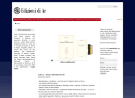 edizionidiar.it