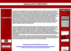 edizionilottacomunista.com