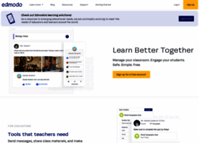 edmodo official site edmodo provides a safe and easy way