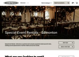 edmonton.specialeventrentals.com