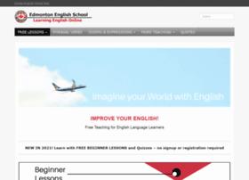 Edmontonenglishschool-learningenglishonline.com