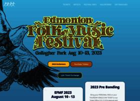 edmontonfolkfest.org