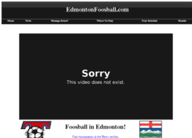 edmontonfoosball.com