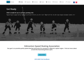 edmontonspeedskating.ca