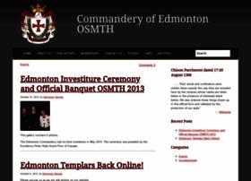 Edmontontemplars.com