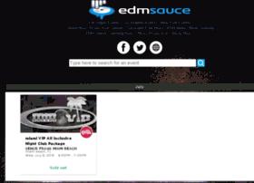 edmsauce.wantickets.com