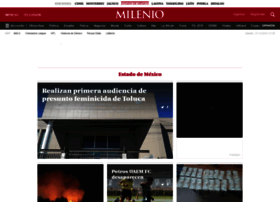 edomex.milenio.com