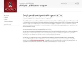 edp.uark.edu