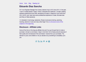 edsancha.com
