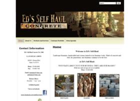 edsselfhaulconcrete.com